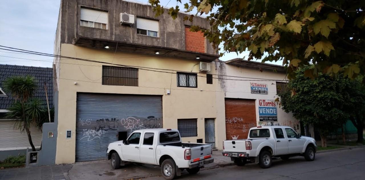GALPON / DEPOSITO EN VENTA. Sup. de 326 m2 aprox.en 1 planta c/Oficina y baño. Mendoza 1800, San Miguel.