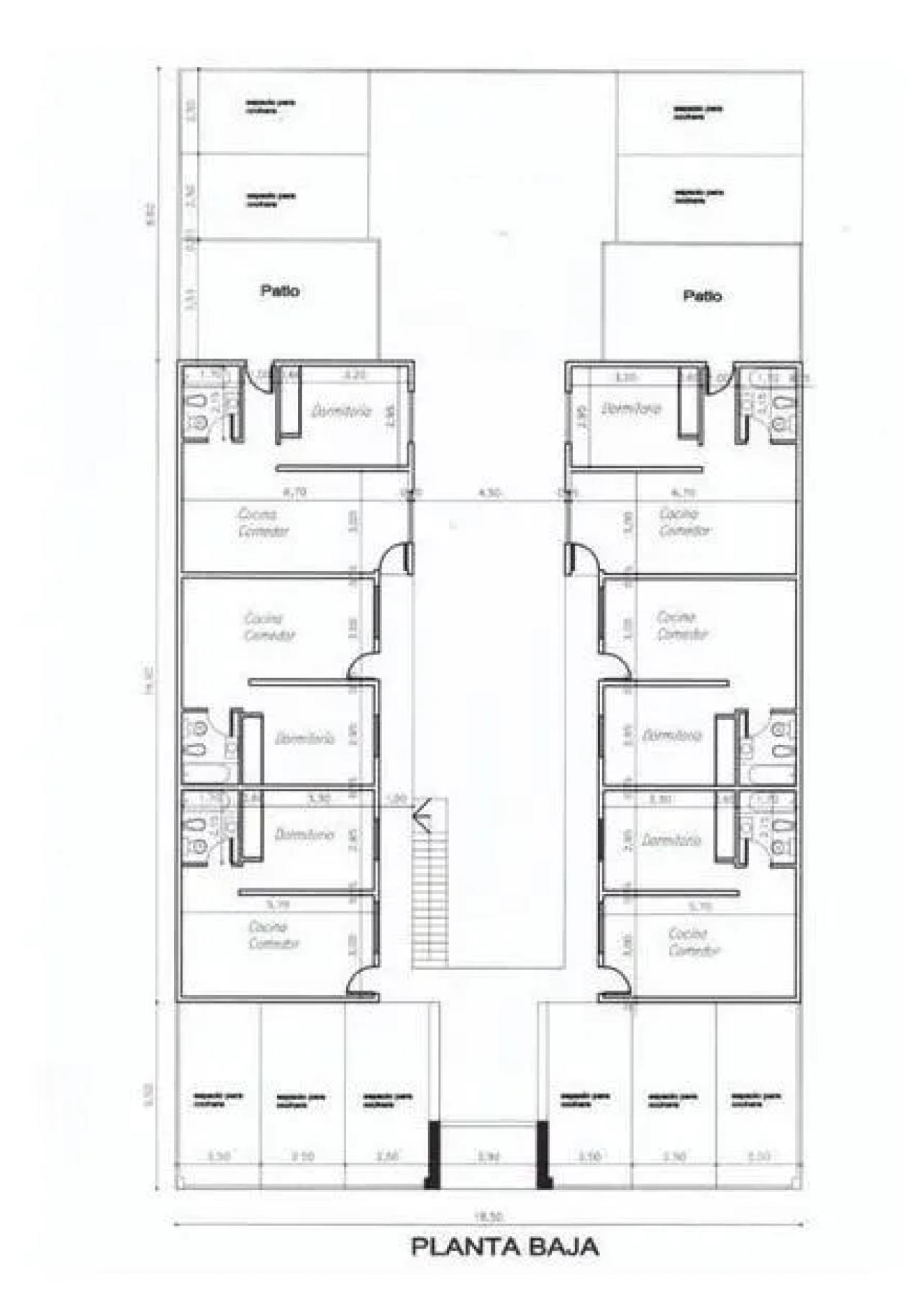 Departamento de 2 Ambientes . complejo NOVO III