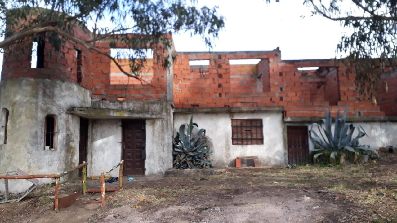 Terreno Con Mejora (casa A Terminar) Costa Bonita Necochea